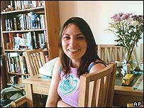 Benedetta Ciaccia, innocent victim killed by extremists in the London Bombings in July 2005