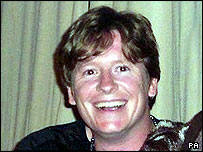 Jamie Gordon, innocent victim killed by extremists in the London Bombings in July 2005