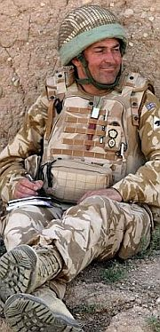 Taliban booby traps - another murder of one of the UK's armed forces