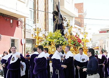 Easter parades in Spain