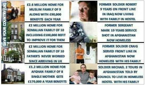 UK - Immigration, totally wrong!!