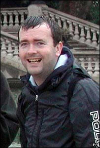 James Adams, innocent victim killed by extremists in the London Bombings in July 2005