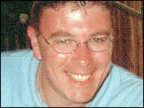 Adrian Johnson, innocent victim killed by extremists in the London Bombings in July 2005