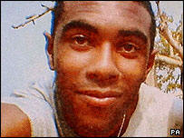 Christian Small, innocent victim killed by extremists in the London Bombings in July 2005