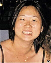 Rachelle Chung Yuen, innocent victim killed by extremists in the London Bombings in July 2005