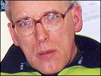 Giles Hart, innocent victim killed by extremists in the London Bombings in July 2005
