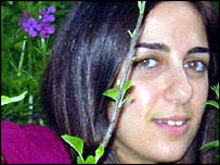 Miriam Hyman, innocent victim killed by extremists in the London Bombings in July 2005