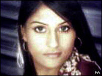 Shahara Akther Islam, innocent victim killed by extremists in the London Bombings in July 2005