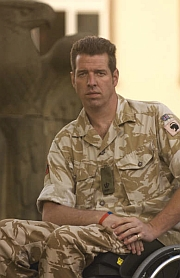 Phil Packer - Help for Heroes - UK