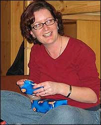 Shelley Mather, innocent victim killed by extremists in the London Bombings in July 2005