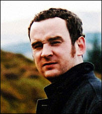 James Mayes, innocent victim killed by extremists in the London Bombings in July 2005