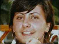 Mihaela Otto, innocent victim killed by extremists in the London Bombings in July 2005