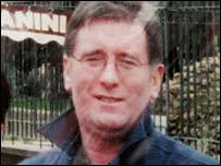 Michael Brewster, innocent victim killed by extremists in the London Bombings in July 2005