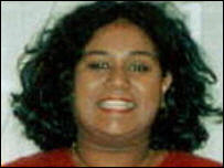 Shyanuja Parathasangary, innocent victim killed by extremists in the London Bombings in July 2005