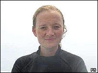 Fiona Stevenson, innocent victim killed by extremists in the London Bombings in July 2005